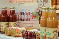 Moštárna Louny - mošty vyjímečné kvality ze 100% ovoce a zeleniny